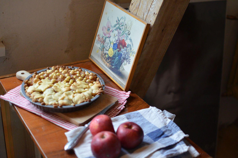 przepis na jabłecznik