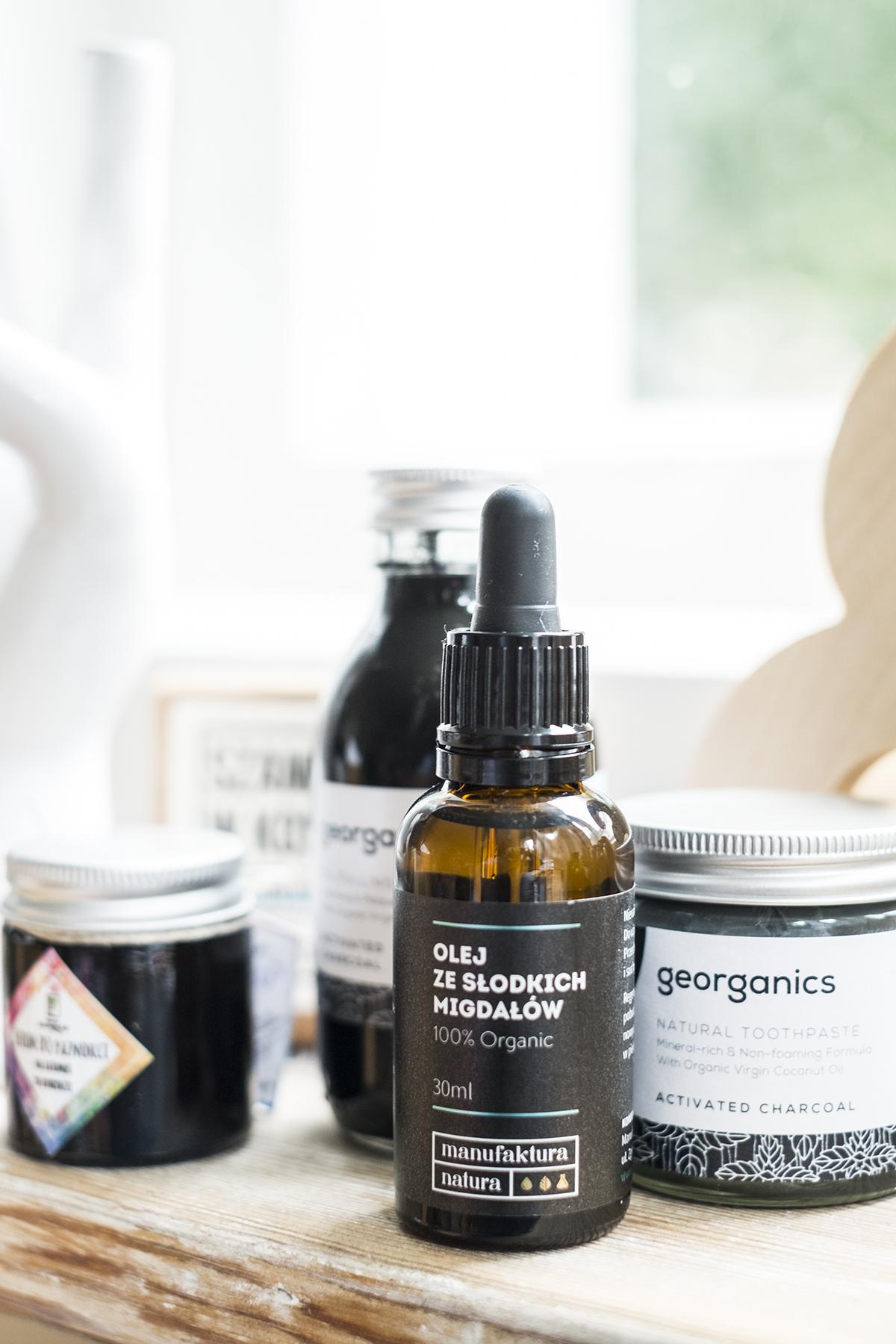 Naturalne Kosmetyki Czyli Less Waste W łazience Tekstualna